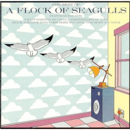 A FLOCK OF SEAGULLS-THE...