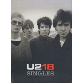 U2-U218 SINGLES CD/DVD