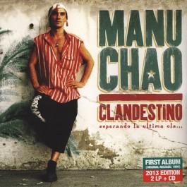 MANU CHAO-CLANDESTINO VINYL/CD