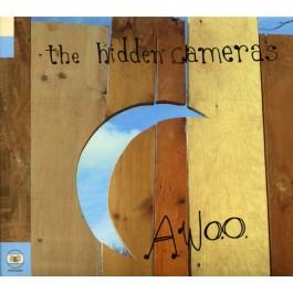 THE HIDDEN CAMERAS-AWOO CD