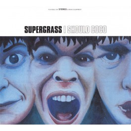 SUPERGRASS-I SHOULD COCO  3CD