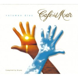 CAFÉ DEL MAR-VOLUMEN DIEZ CD