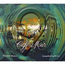 CAFÉ DEL MAR-VOLUMEN NUEVE CD
