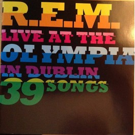REM-LIVE AT THE OLYMPIA CD