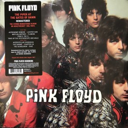 PINK FLOYD-THE PIPER AT THE...