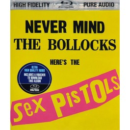SEX PISTOLS-NEVER MIND THE...