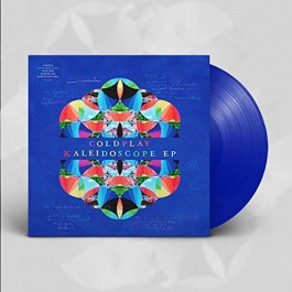 COLDPLAY-KALEIDOSCOPE EP VINYL