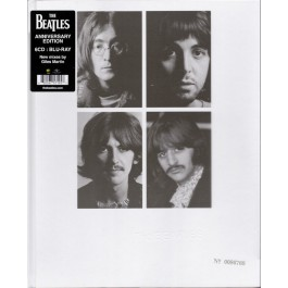 THE BEATLES-WHITE ALBUM BOX...