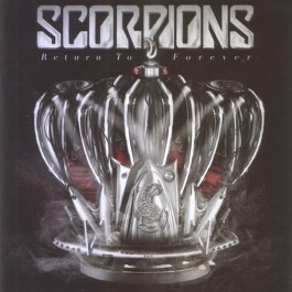 SCORPIONS-RETURN TO FOREVER CD