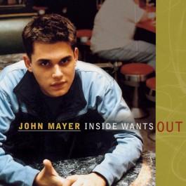 JOHN MAYER-INSIDE WANTS OUT CD
