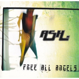 ASH-FREE ALL ANGELS CD