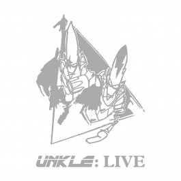 UNKLE-LIVE ON THE ROAD KOKO CD