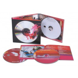 SUEDE-A NEW MORNING CD/DVD
