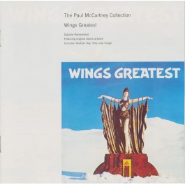 WINGS-WINGS GREATEST CD