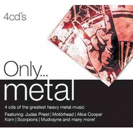 ONLY METAL CD