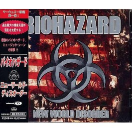 BIOHAZARD-NEW WORLD...