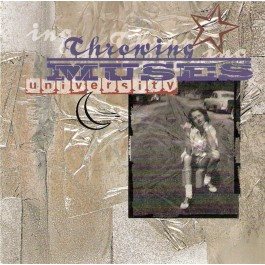THROWING MUSES-UNIVERSITY CD