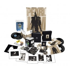 PEARL JAM-TEN COLLECTOR'S...