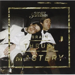 WE ARE SCIENTISTS-BRAIN THRUST MASTERY CD