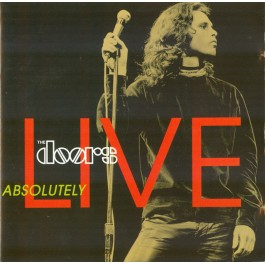 THE DOORS-ABSOLUTELY LIVE CD