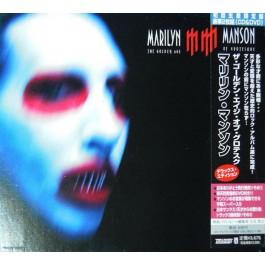 MARILYN MANSON-THE GOLDEN...