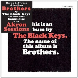 THE BLACK KEYS-BROTHERS 2CD