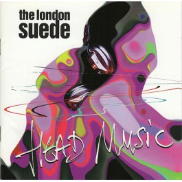 THE LONDON SUEDE-HEAD MUSIC CD