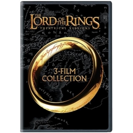 THE LORD OF THE RINGS-THE MOTION PICTURE TRILOGY DVD