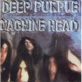 DEEP PURPLE-MACHINE HEAD 25TH ANNIVERSARY EDITION CD