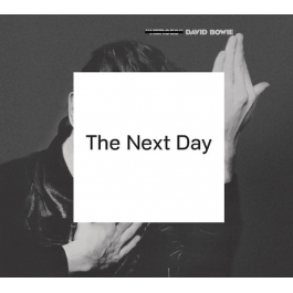 DAVID BOWIE-THE NEXT DAY CD
