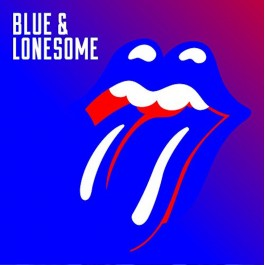THE ROLLING STONES-BLUE AND...