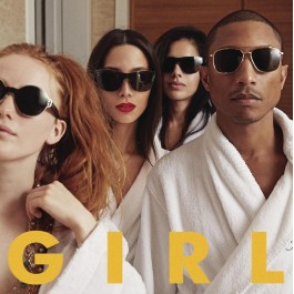 PHARRELL WILLIAMS-GIRL VINYL