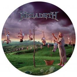 MEGADETH-YOUTHANASIA VINYL