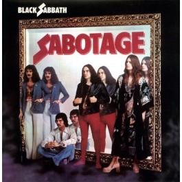 BLCKA SABBATH-SABOTAGE VINYL