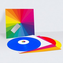 JAMIE XX-IN COLOUR VINYL