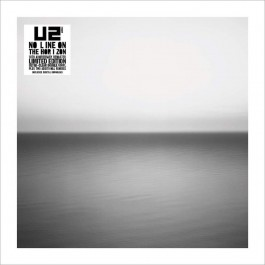 U2-NO LINE ON THE HORIZON...
