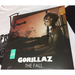 GORILLAZ-THE FALL VINYL