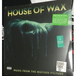 HOUSE OF WAX-SOUNDTRACK VINYL
