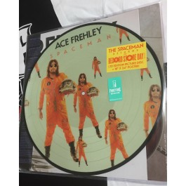 ACE FREHLEY-SPACEMAN VINYL