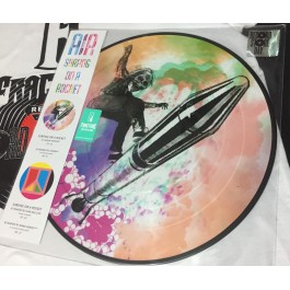 AIR-SURFING ON A ROCKET VINYL