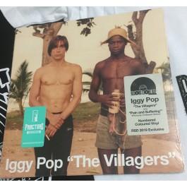 IGGY POP-THE VILLAGERS VINYL