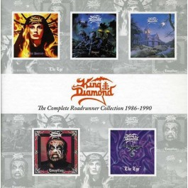 KING DIAMOND-THE COMPLETE...