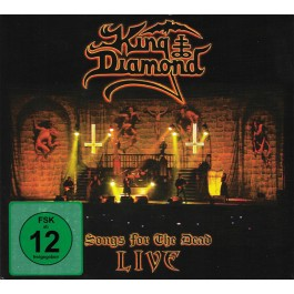 KING DIAMOND-SONGS FOR THE...