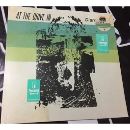 AT THE DRIVE IN-DIAMANTE VINYL