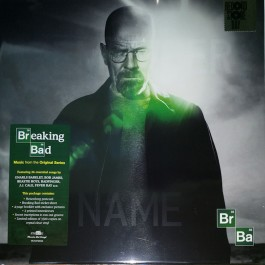 BREAKING BAD-SOUNDTRACK-VINYL