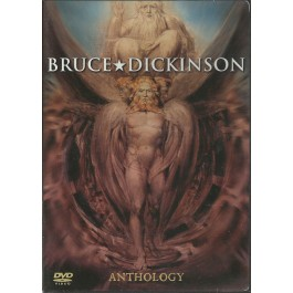 BRUCE DICKINSON-ANTHOLOGY 3DVD