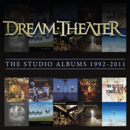 DREAM THEATER-STUDIO ALBUMS 1992-2011 CD