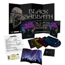 BLACK SABBATH-LIVE......