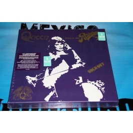QUEEN-LIVE AT THE RAINBOW SUPER DELUXE EDITION CD