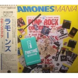 RAMONES-RAMONES MANIA CD